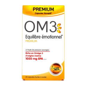 Super Diet OM3 Équilibre Émotionnel Premium