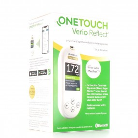 OneTouch Verio Reflect Système d'Autosurveillance de la Glycémie