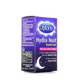 OPTONE Hydra Nuit Gouttes-Gel