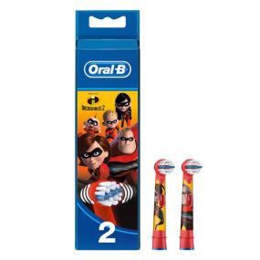 ORAL-B brossettes pour brosse à dents Disney