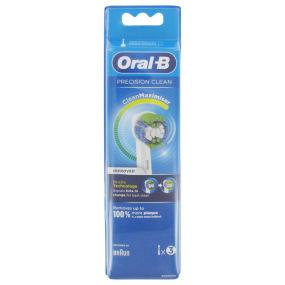 Oral B Brossettes Précision Clean boite de 3