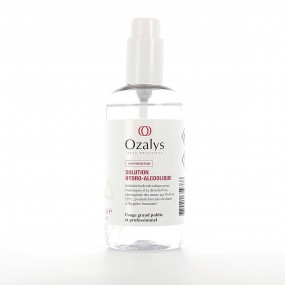 Ozalys Solution hydro-alcoolique 245 ml