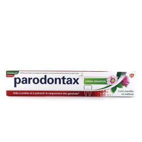 Parodontax herbal sensation