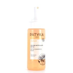 Patyka mousse nettoyante détox en 150 ml