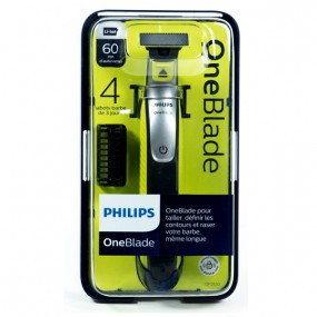PHILIPS - OneBlade + 4 sabots