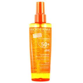 Photoderm bronz huile sèche SPF 50 +