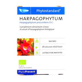 Phytostandard d'Harpagophytum 20 ou 60 gélules