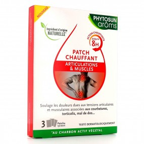 Phytosun Aroms Patchs Articulations et Muscles 3 patchs