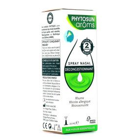 Spray Nasal Décongestionnant 20 ml