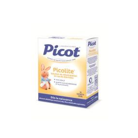 Picolite Solution Réhydratante 10 sachets