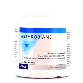 PILEJE Arthrobiane 80 comprimés