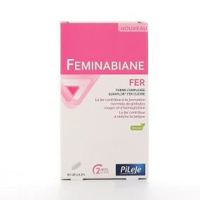 Pileje Feminabiane Fer