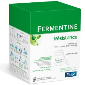 Pileje Fermentine Résistance Boîte pour 36 pots