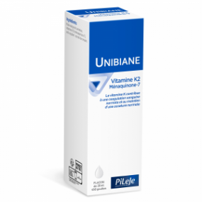 Pileje Unibiane Vitamine K2 Ménaquinone-7