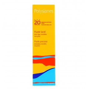 Polysianes SPF20 Fluide lacté 40ml