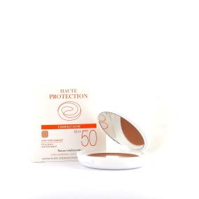 Avène Solaire Compact teinté Haute Protection SPF 50+