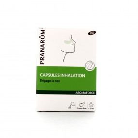 Pranarom Aromaforce Capsules Inhalation BIO