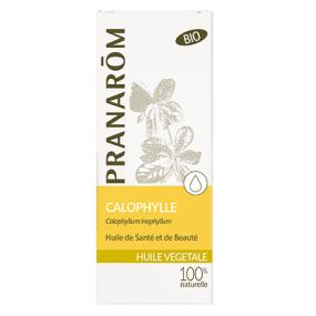 Pranarom Bio Huile Végétale Calophylle