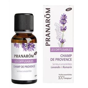 Pranarom Champ de Provence LES DIFFUSABLES  BIO en 30 ml