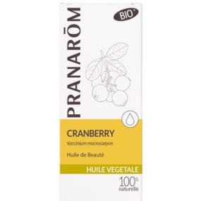 Pranarom huile de beauté cranberry 50 ml
