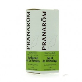 Pranarom huile essentielle nard de l'himalaya 5 ml