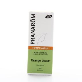 Pranarom Huile Essentielle Orange Douce Bio