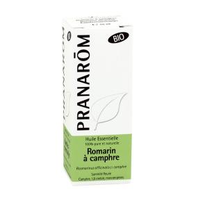 Pranarom  huile essentielle romarin à camphre Bio 10 ml
