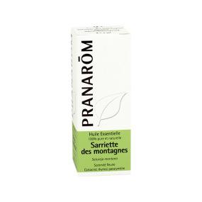 Pranarom huile essentielle sarriette des montagnes 5 ml