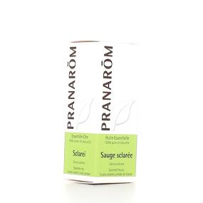 Pranarom huile essentielle sauge sclarée 10 ml