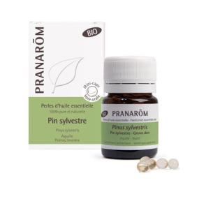 Pranarom Perles d'Huile Essentielle Pin Sylvestre