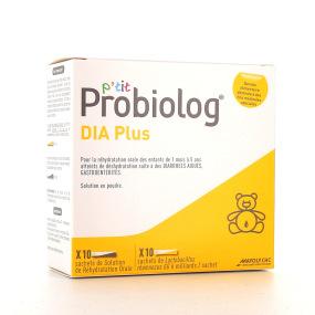 Probiolog DIA Plus Enfant et Nourrisson 2x10 sticks