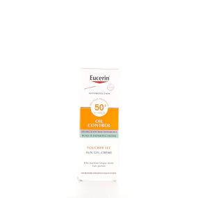 Protection solaire Sun Oil Control Gel-Crème SPF 50 + pour peau grasse et acnéique en 50 ml