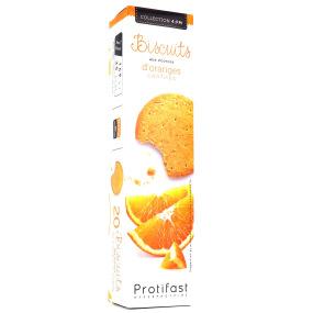 PROTIFAST 4:PM Biscuit Orange x20