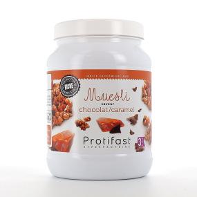 PROTIFAST Muesli chocolat caramel Pot 450g