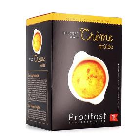 PROTIFAST Crème brûlée 7 Sachets