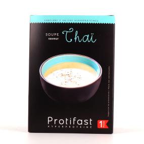 Protifast Soupe Thaï 7 sachets