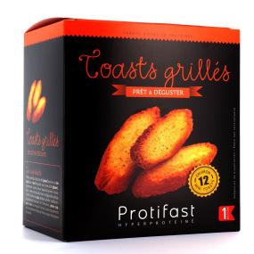 Protifast Toasts Grillés 60g