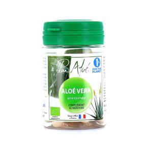 PURALOE 45 gelules bio aloé vera pilulier