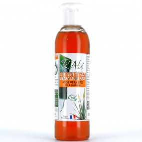 PURALOE - Gel nettoyant bio à l'aloé véra - 250ml