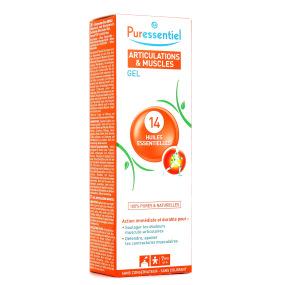 Puressentiel articulations gel aux 14 huiles essentielles