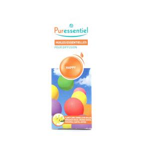 Puressentiel huile diffusion Happy - 30ml