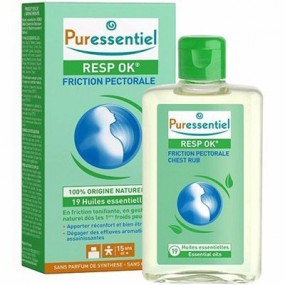 Puressentiel Resp Ok Friction Pectoral en 100 ml