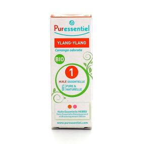 Puressentiel ylang ylang bio huile essentielle 5 ml