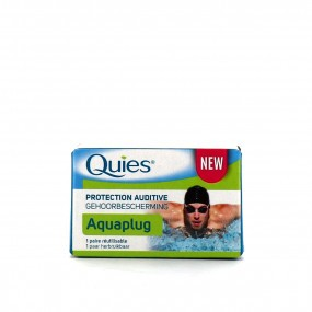 Quies Aquaplug Protection Auditive spécial Natation