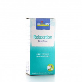 Relaxation Passiflore