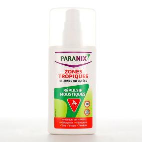 Répulsif Moustiques Zone Tropiques et Zones Infestées