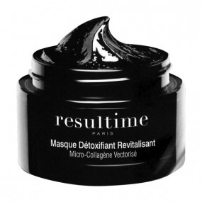 Resultime Masque Détoxifiant Revitalisant Anti-Âge