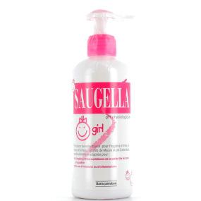 Saugella Girl Hygiène intime 200ml