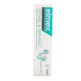 Sensitive Professional Dentifrice Répare et Prévient Elmex
