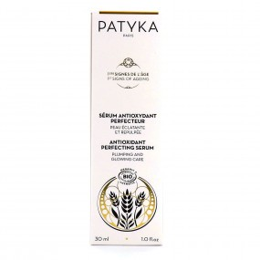 Sérum antioxydant perfecteur en 50ml Patyka
